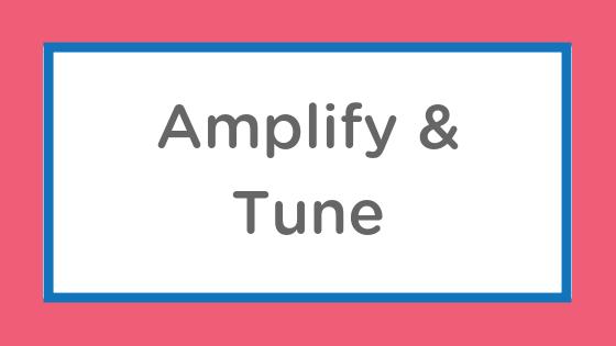 amplify tune