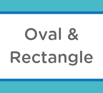 oval rectangle
