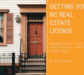 getting your NC real estate license