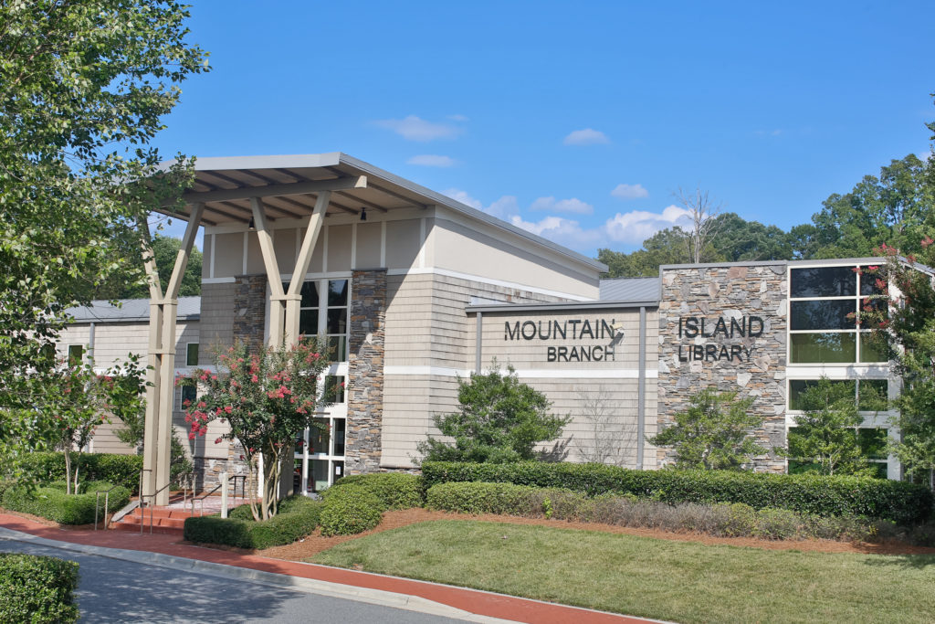 Mountain Island Library