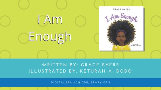 I Am Enough book cover