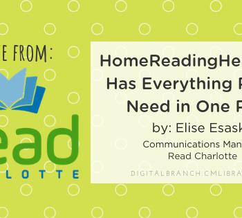 Read Charlotte Blog