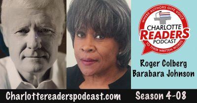 Barbara Johnson and Roger Colberg