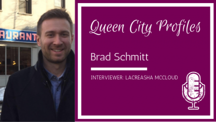 Queen City Profiles: Brad Schmitt