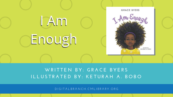 Storytime: I Am Enough