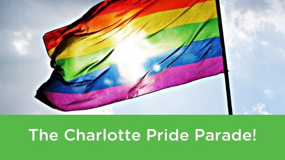 Charlotte Pride Parade!