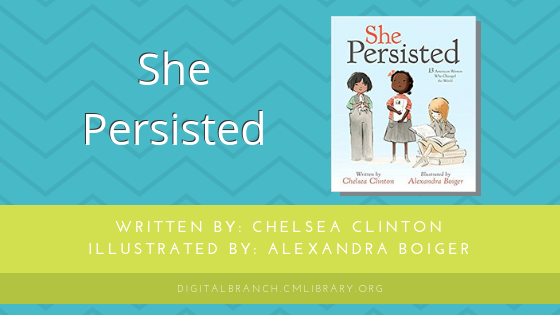 Storytime: She Persisted