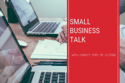 Small Business Talk: Christy Pope of CLT Find