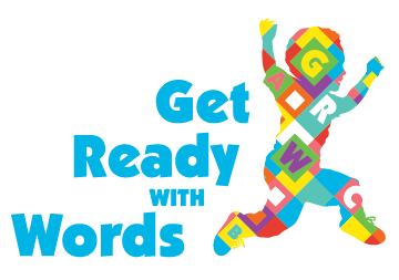 Get Ready with Words Logo