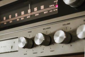 Radio dials