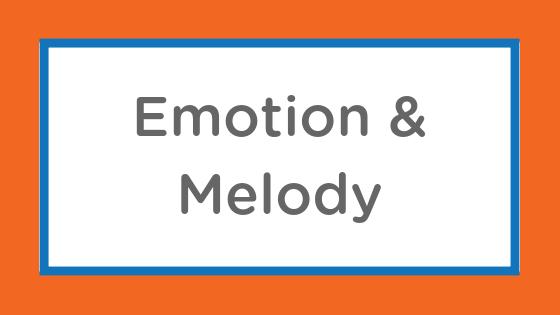 emotion melody