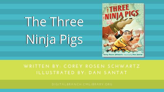 three ninja pigs