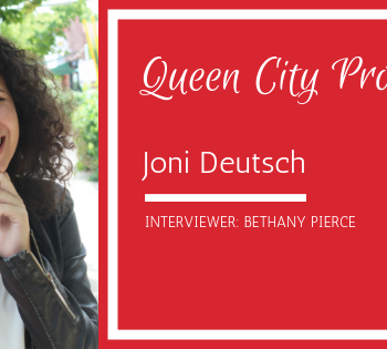 Jodi Deutsch interviewed by Bethany Pierce