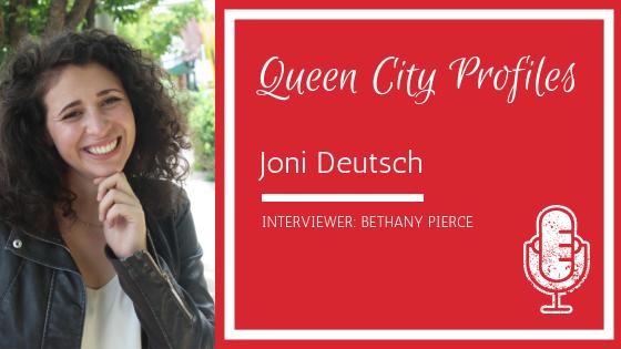 Jodi Deutsch interviewed by Bethany Pierce