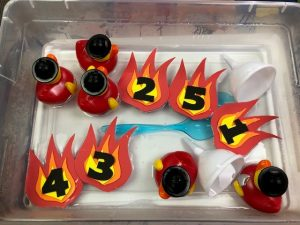 Firefighter Sensory