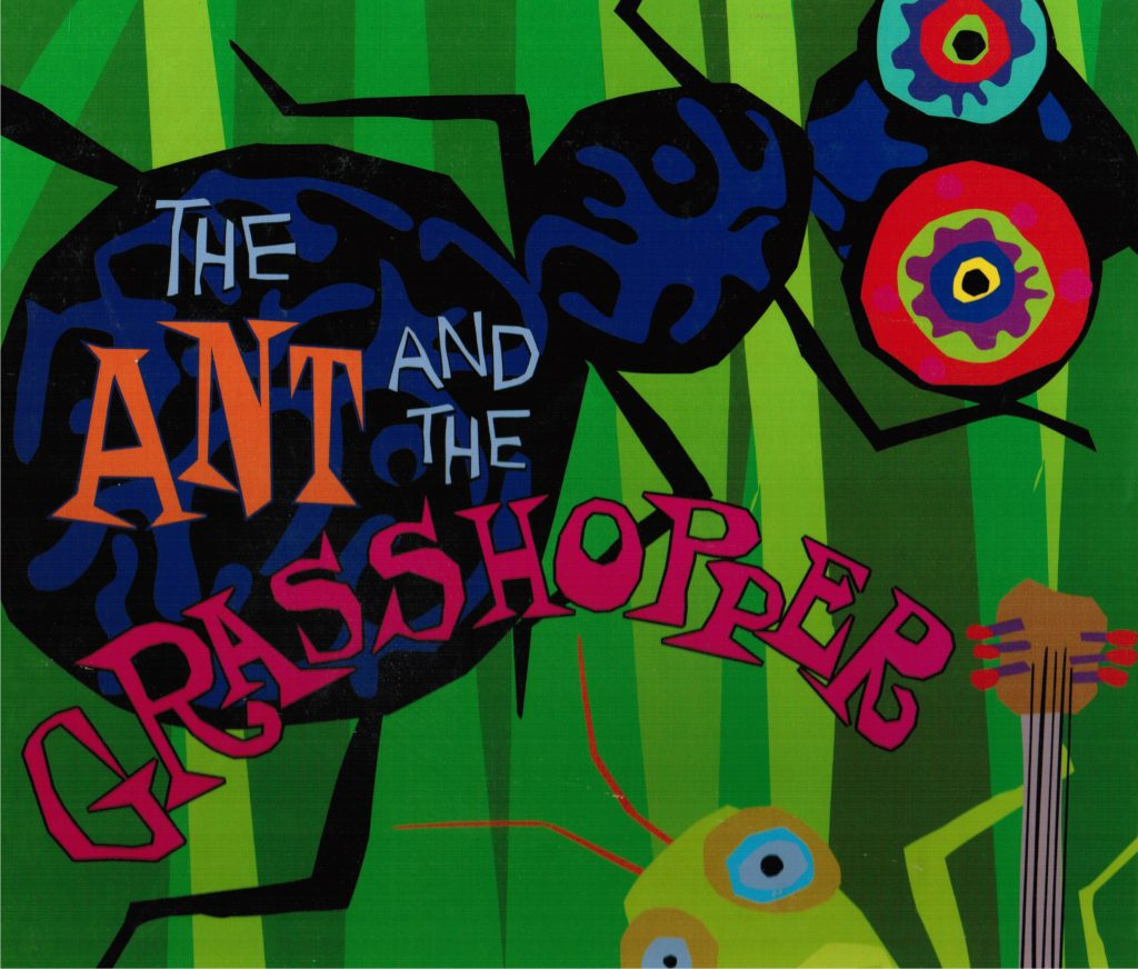 Ant and the Grasshopper_Cover