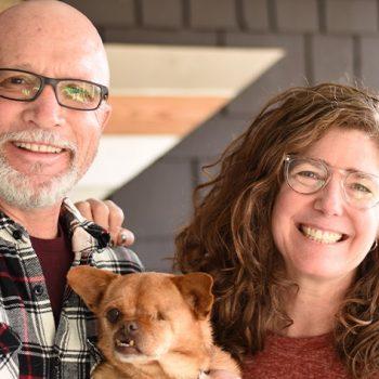 Jim Mitchem and Laurie Smithwick