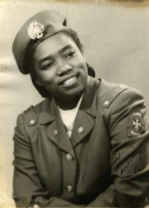 T.D. Elder, U.S. Cadet Nurse Corps Uniform