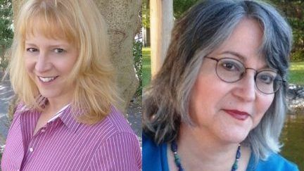 Under the Covers with Jeanne Adams and Nancy Northcott