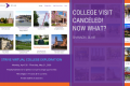 College Visit Canceled! Now What?