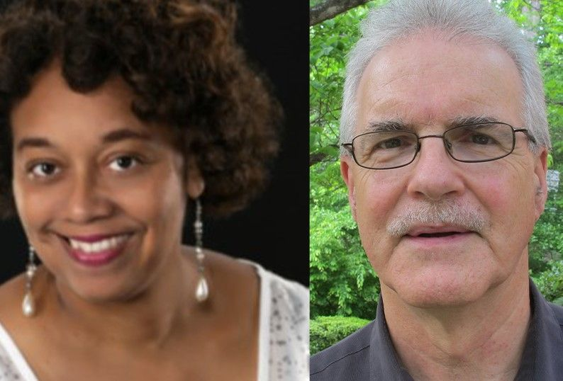 Charlotte Readers Podcast: Grace Ocasio and Justin Hunt