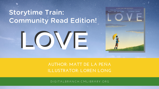 Storytime Train: LOVE