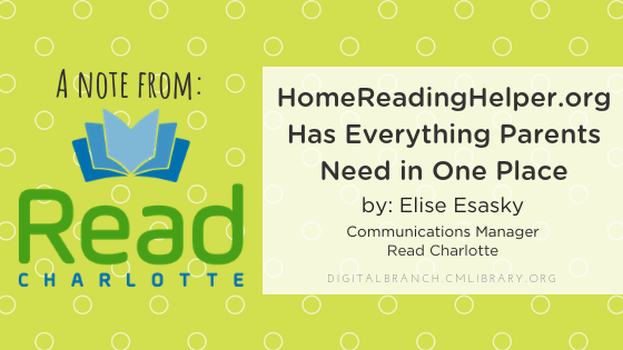 HomeReadingHelper.org Has Everything Parents Need in One Place