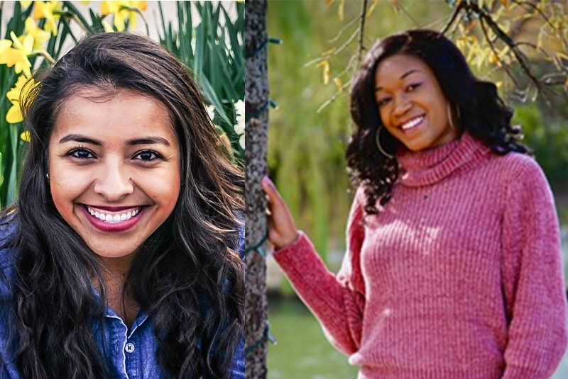 Charlotte Readers Podcast: Rosy Crumpton and Kamaria Delaney