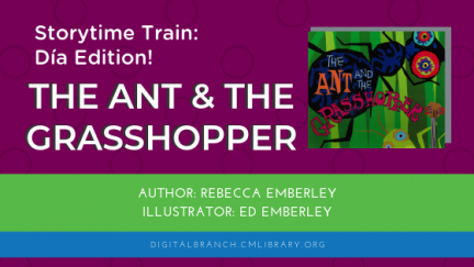 Storytime Train: The Ant and the Grasshopper