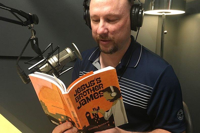 Charlotte Readers Podcast: Tim Reinhardt