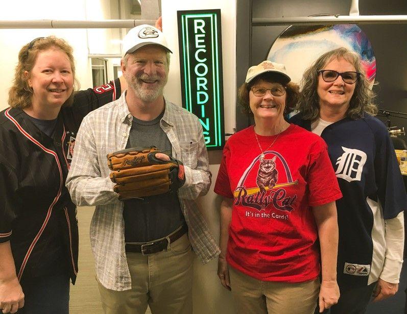Charlotte Readers Podcast: The Love of Baseball