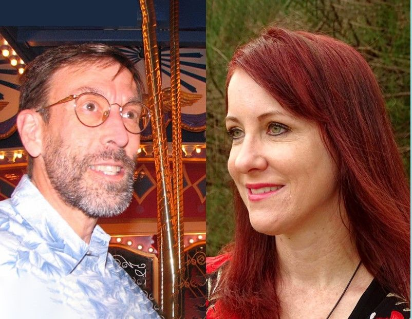Charlotte Readers Podcast: Alice Osborn and David Poston