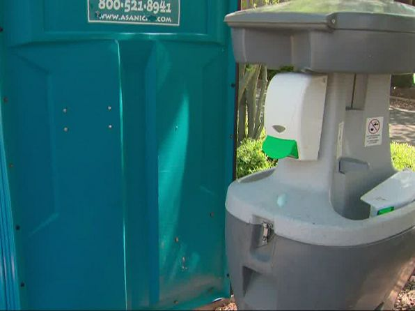 Mecklenburg County adding more handwashing stations, bathrooms for homeless