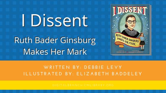 Storytime: I Dissent
