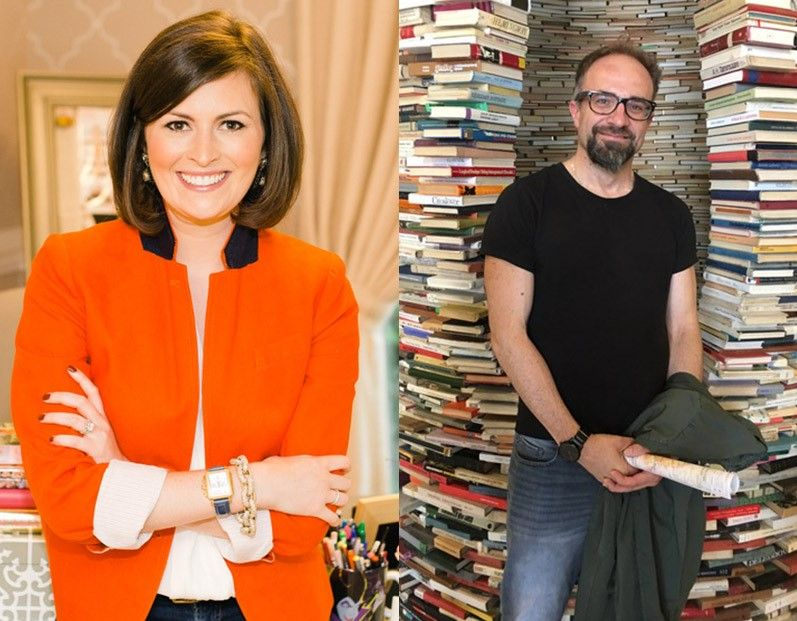Charlotte Readers Podcast: Jessica Peterson and Rick Pryll