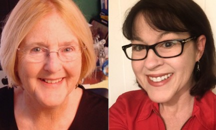Charlotte Readers Podcast: Miriam Herin and Christy Hallberg