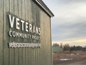 Big Impact with a Small Footprint: Veterans Project Is Building Community While Fighting Homelessness